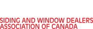 SAWDAC - Siding and Window Dealers Association of Canada